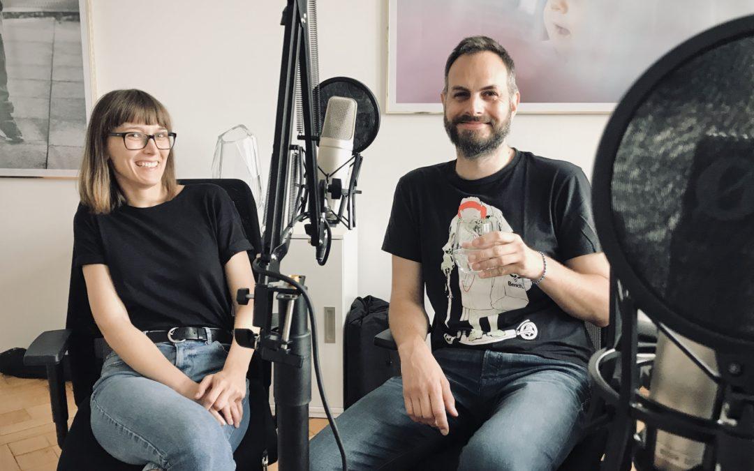Podcast o vizuálním stylu