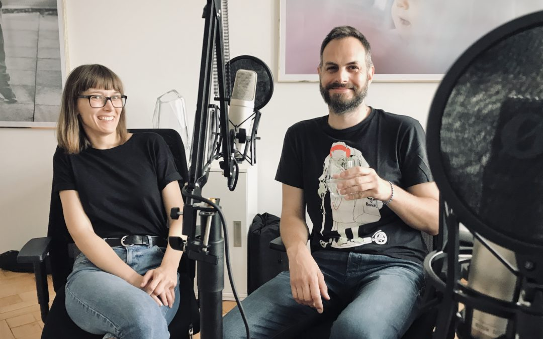 Podcast o brandingu